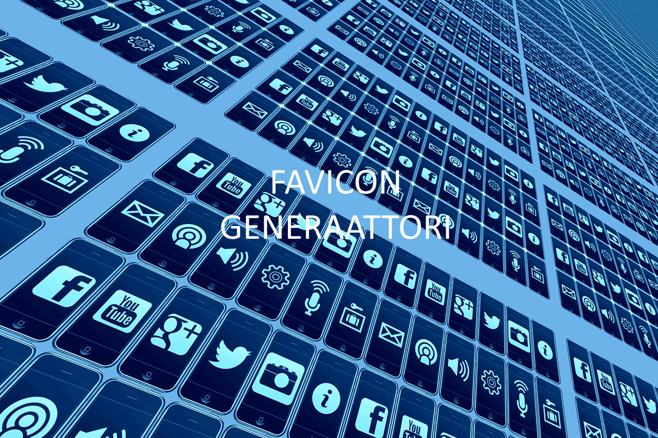 AXNDatan SEO tykalut - Favicon generaattori