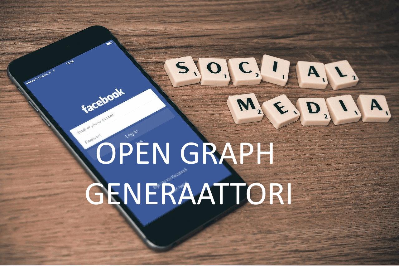 AXNDatan SEO tykalut - Open Graph generaattori