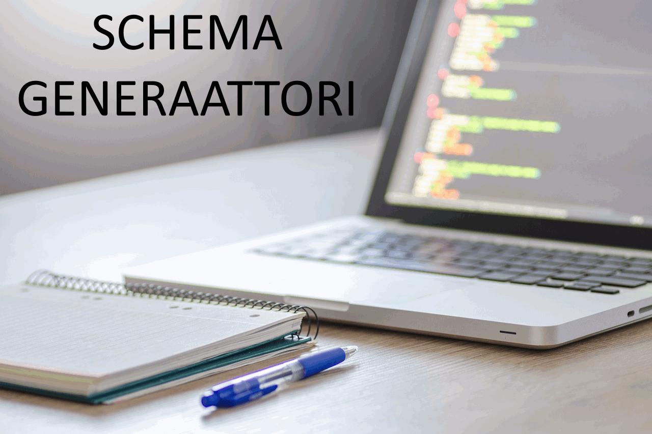 AXNDatan SEO tykalut - Schema generaattori